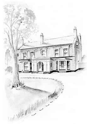 illustration of A.Anthony Corporate building